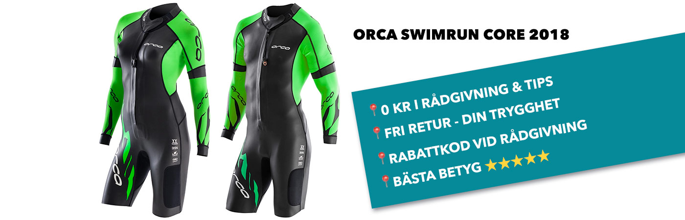 Orca Swimrun Core 2018